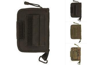 A6 Schreibmappe Dokumentenmappe Outdoor Mappe Tasche Mil-Tec Organizer Case Sonstige Rucksäcke