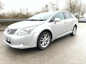 2011/61 Toyota Avensis TR D-4D 2.0tdi Great Spec Estate FSH 99p no reserve