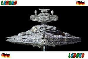 Komplett-Set-MOC-fuer-Star-Wars-ISD-Intimitador-ueber-19500-original-LEGO-Teile