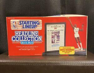 1992 NBA Starting Lineup | David Robinson | Headline Collection | Spurs