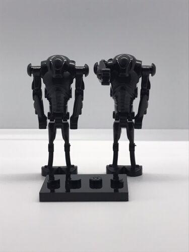 Super Battle Droid 2 Stück Custom Lego Kompatibel Star Wars Superkampfdroiden