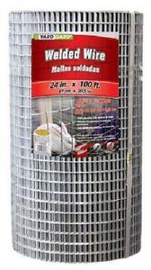 Welded wire fencing 1 x 2 wiring info 24 x 100 1 x 1 2 mesh galvanized welded wire fence 16 gauge rh ebay com 1 x 1 wire fence welded wire fence greentooth Gallery