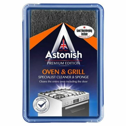 Astonish Oven /& Grill Cleaner 250g
