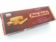 PALO SANTO Incense 120 Sticks Handmade in India. Darshan Six Pack.