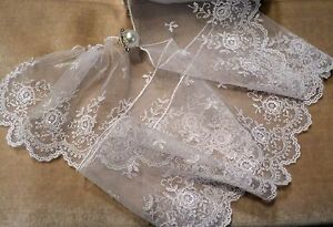 4-034-IMPORTED-FRENCH-RAYON-EMBROIDERED-BORDER-LACE-ON-TULLE-WHITE