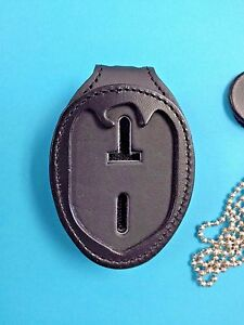 NCIS-CLIP-ON-LEATHER-BADGE-HOLDER-STYLE-1192