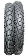 Full Bore 90/90-21 & 130/80-17 M41 Tire Set KLR650/XT600E/DR650SE/Transalp/BMW