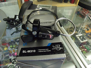 SHIMANO-SL-M310-ALTUS-RAPID-FIRE-LEFT-3-SPEED-BLACK-FRONT-BICYCLE-SHIFTER