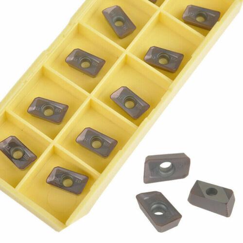 10x APMT1135PDER-M2 VP15TF Carbide Blades Inserts Milling Turning CNC Tool New B