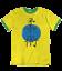 Homme Brésilien Jiu Jitsu T-shirt kanji symbol MMA Arts Martiaux Ufc Combat Tee