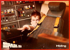 SPACE 1999 - Card #45 - Hiding - Unstoppable Cards Ltd 2015