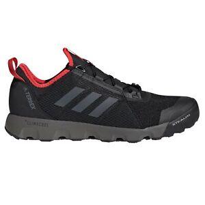 ADIDAS Terrex VOYAGER Velocità Da Uomo Scarpa Trail Running Scarpe da ginnastica nero/grigio/rosso