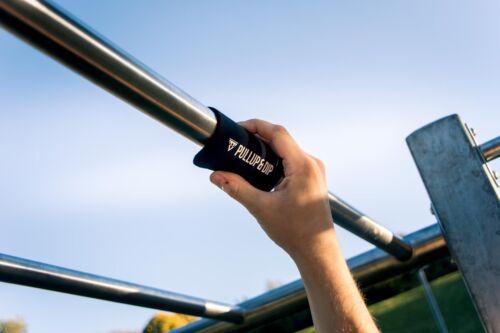 4er Set 2 Paar Neopren Grip Pads für Krafttraining Griffpads Griffpolster