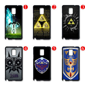 new style 5cc3f 7beb6 The Legend of Zelda Samsung Galaxy S7 S8 S9 S10+ Note 5 8 9 Case ...