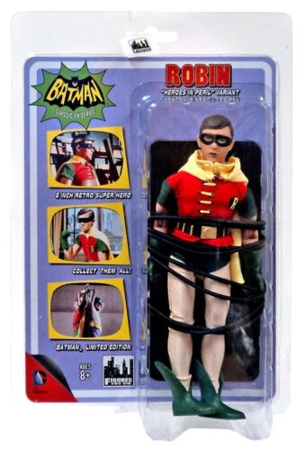 Hero in Peril 1966 TV Series Classic TV Heroes in Peril Robin Action Figure