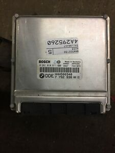 Landrover Freelander 2.0 TD4 ECU 0281010811 DDE7791483 *Plug/&Play* PROGRAMMING B
