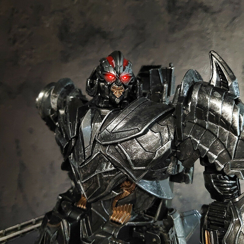 Weijiang WJ MW-002T OverTaille Battle Damage megatron figurine robot W8098