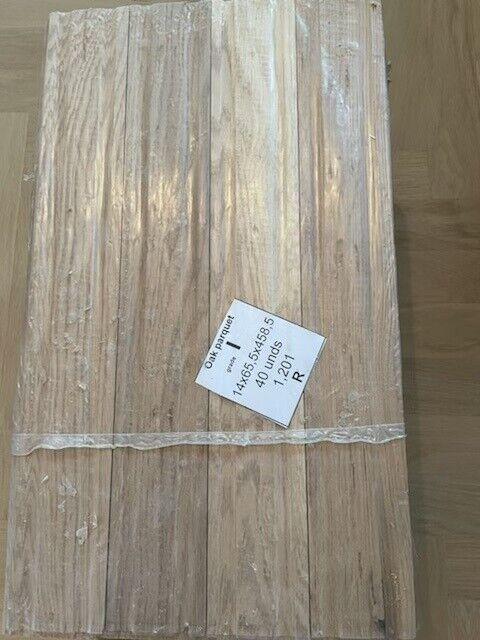 Parketgulv , Ask, 14 mm mm