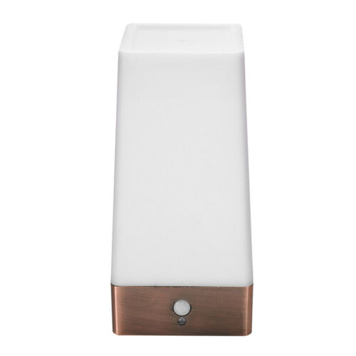 PIR Motion Sensor Battery Operated LED Night Light Lamp ON//OFF//AUTO Bedside Lamp