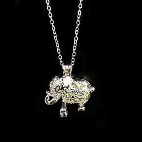 71Types Luminous Necklace Long Chain Hollow  Pendant Glow In The Dark Women Gift