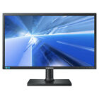 Samsung SyncMaster S24C650PL 61 cm (24 Zoll) 16:9 LED LCD Monitor - Black