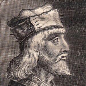 Portrait-XVIIIe-Cesar-Borgia-Cesar-De-Borja-Cesare-Borgia-Duc-Valentinois-Gandie