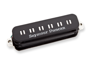 Seymour Duncan PA-STK1n Parallel Axis Stack for Stratocaster, Black, 11102-76