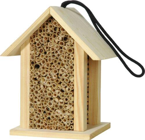 Insektenhotel Insektenhaus Bienenhaus Bienenhotel Nisthilfe Wildbienen Schilf