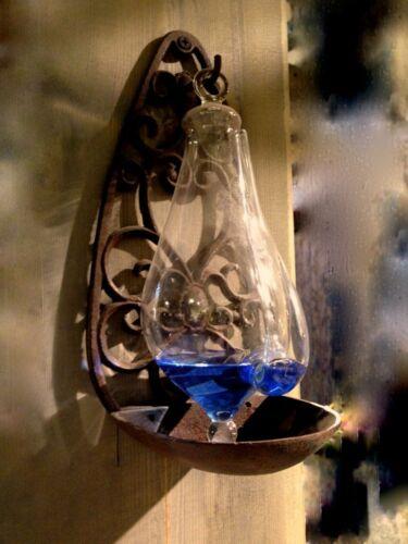 Luftdruck-Messgerät Außen-Barometer Glasbarometer-Wand Flüssigkeit-Glaskolben