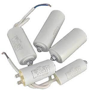 Kabel Kondensator Icar 30 uF Motorkondensator Betriebskondensator 30 µF
