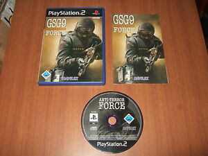 GSG9-Anti-terror-Force-fuer-Sony-Playstation-2-PS2