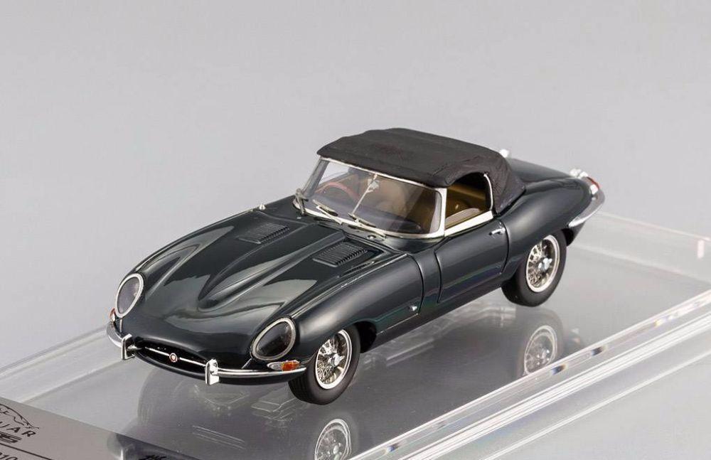 Jaguar E-Type Series 1 Soft Top 1961 1 43 Century Dragon CDJG-1002E