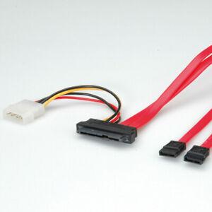 SAS-Hard-Disk-to-2-x-7-Pin-SATA-Type-Data-Lead-Connector