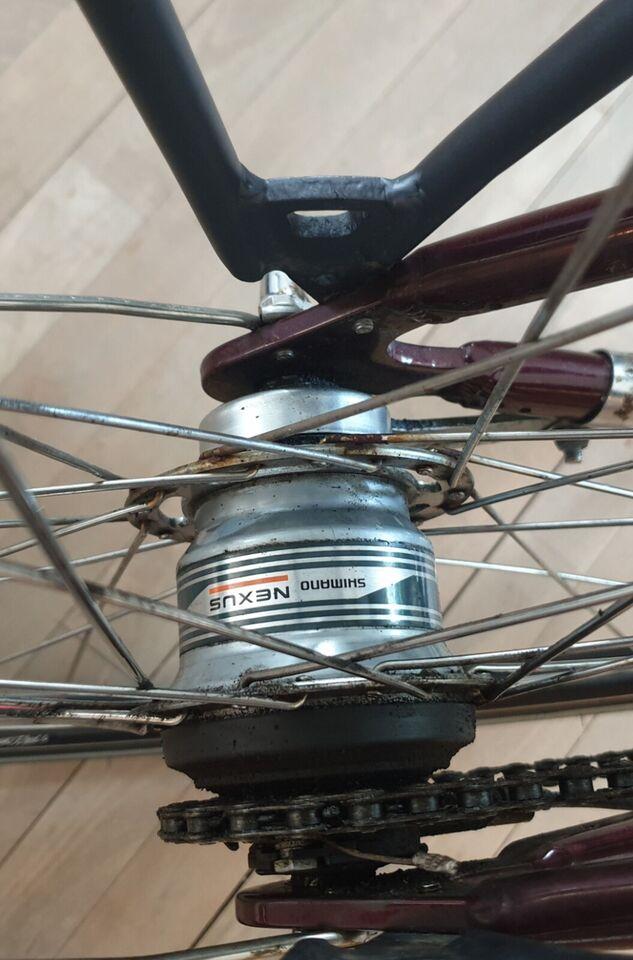 Elcykel, Promovec, 7 gear