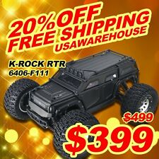 Thunder Tiger RC Truck K-rock MT4-G5 Brushless Black 6406-F111 RTR