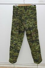 CadPat Camo Combat Pants Canadian Military Style New Size Men's Small