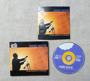 CD-AUDIO-MUSIQUE-MAESTRO-034-LES-PLUS-GRANDS-AIRS-CLASSIQUE-034-MOZART-CHOPIN-BEETHOVEN