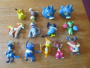 Pokemon-lot-of-20-figures-NICE