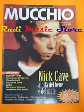 Rivista MUCCHIO SELVAGGIO 252/1997 Nick Cave Massimo Volume Big Head Todd Nocd