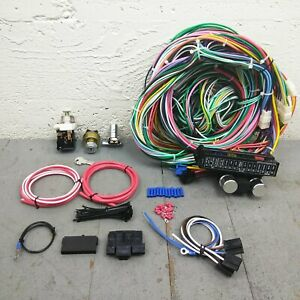 1957-70 Ford Fairlane Main Wiring Harness Headlight Switch Kit 332 skyliner  500 | eBay | Ford Fairlane Wiring Harness |  | eBay
