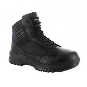 Magnum-Mens-Strike-Force-6-0-WP-Black-Waterproof-Police-Combat-Boots-5434