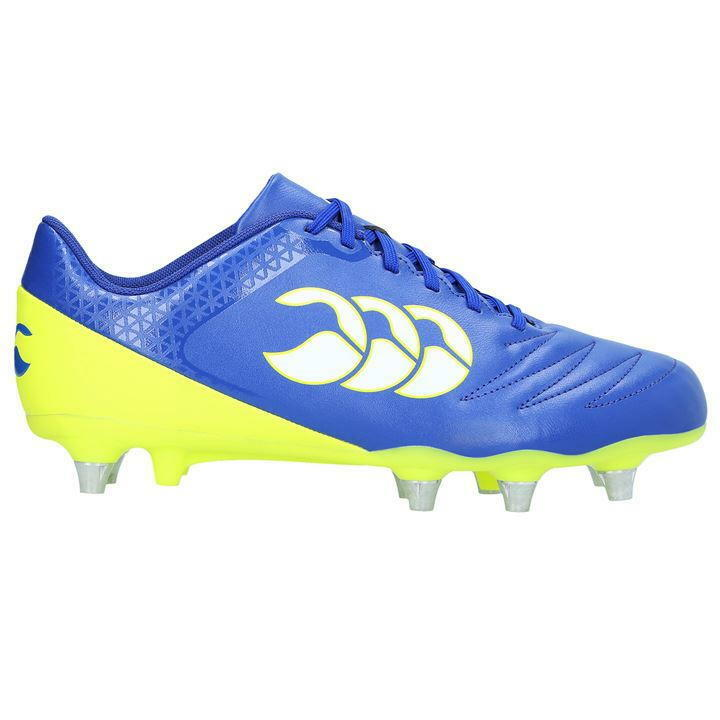 Canterbury Stampede Club Mens Rugby Boots US 8 REF 3325