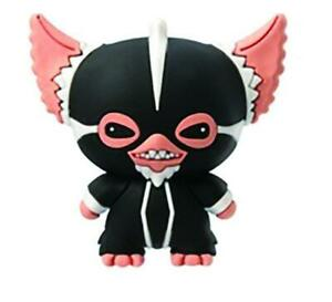 Keychain Gremlins 3D Mogwai Mohawk MONOGRAM Rubber Cinema Movie Series 1