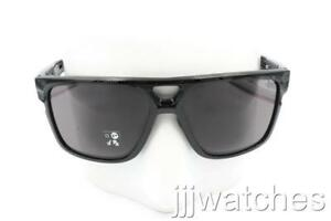 Image is loading Oakley-Crossrange -Patch-Polished-Black-Warm-Gray-Sunglasses- 4ca5188bbd