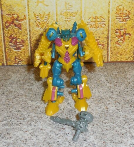 Transformers Beast Hunters TWINSTRIKE Complete Cyberverse Abominus