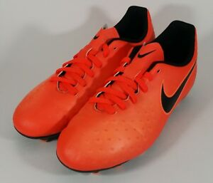 f3e8d73b3a79 NEW Nike Magista Ola II FG Youth Soccer Cleats Orange SZ 4.5Y 844204 ...