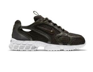 Nike Men's Air Zoom Spiridon Cage 2 Shoes NEW AUTHENTIC Newsprint CJ1288-003