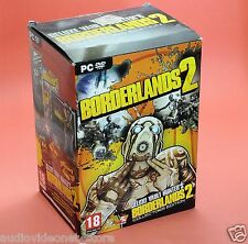 BORDERLANDS 2 DELUXE VAULT HUNTER'S COLLECTORS EDITION PC nuovo
