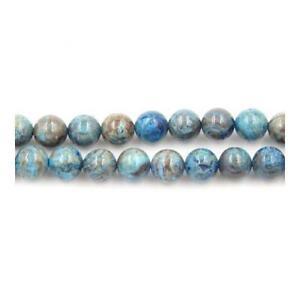 4 Mm Round Turquoise Pierres Précieuses Perles-Pack de 100-Fabrication de Bijoux Artisanat