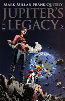 JUPITER'S LEGACY #5 - Cover C - New Bagged